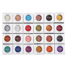 PHOERA 24 Clors 2018 Cosmetic Eye Shadow Palette Glitter Shimmer Powder Natural