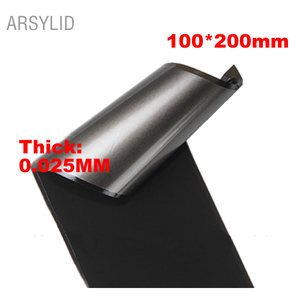 ARSYLID 100mm*200mm synthetic graphite cooling film paste high thermal conductivity heat sink flat CPU phone LED Memory synthet