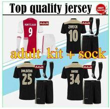 a1c60090cf3b6 2018 2019 Ajax chemise nouveau haute qualité adulte Ajax kits accueil  hommes de chemise Ajax 18