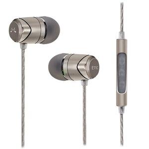 Image 2 - SoundMAGIC E11C ชนิดใส่ในหูหูฟังพร้อมไมโครโฟน Universal Remote ปลั๊ก 3.5 มม.เข้ากันได้กับ Apple และ Android