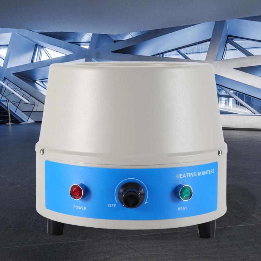 Ferramenta pneumática Controlador de Temperatura Digital Aquecimento Mantle 500ml Elétrica 220V Pistola De Calor