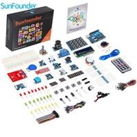 SunFounder RFID V2 0 Starter Kit For Arduino Uno R3 Mega Nano Circuit Board Sensors Breadboard