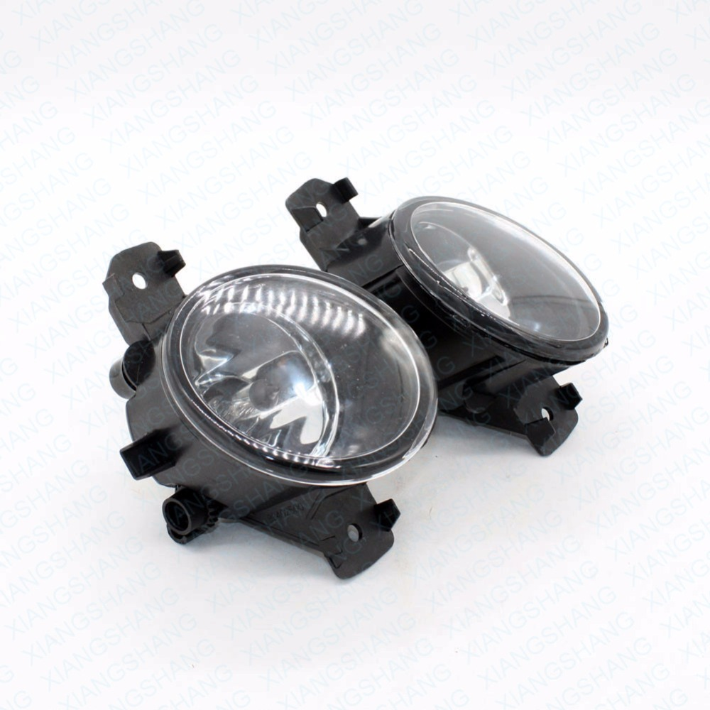 Front Fog Lights For Renault CLIO Grandtour (KR0/1_) Estate 2008-2015 Auto bumper Lamp H11 Halogen Car Styling Light Bulb