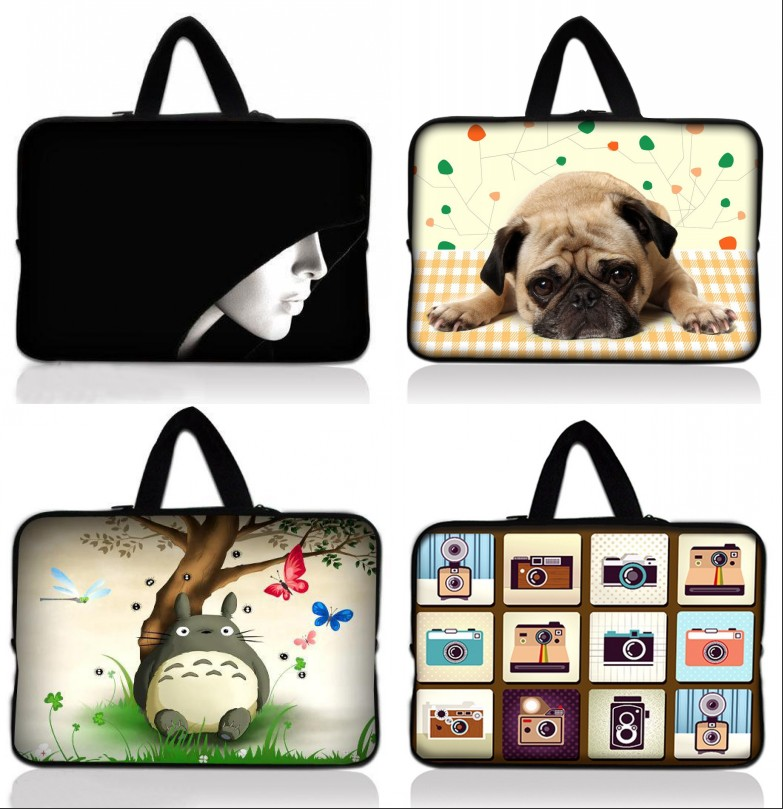2017 New Neoprene Soft Sleeve bag case For Apple Mac book Air Pro Retina 11 12 13 15 laptop bag for Macbook Air 13 Case cover