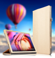 Ultra Slim Magnetic Silk Flip Stand PU Leather Shell Cover Protective Sleeve Bag Case For ASUS