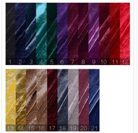 Silk velvet fabric 40mm