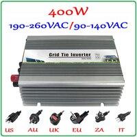 Venta Inversor de conexión de rejilla de 400 w 22 60VDC entrada Solar en rejilla inversor 220VAC