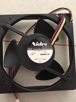 Original brand new Nidec U12E12BS8B3-57 12V 0.06A Waterproof Silent Cooling Fan