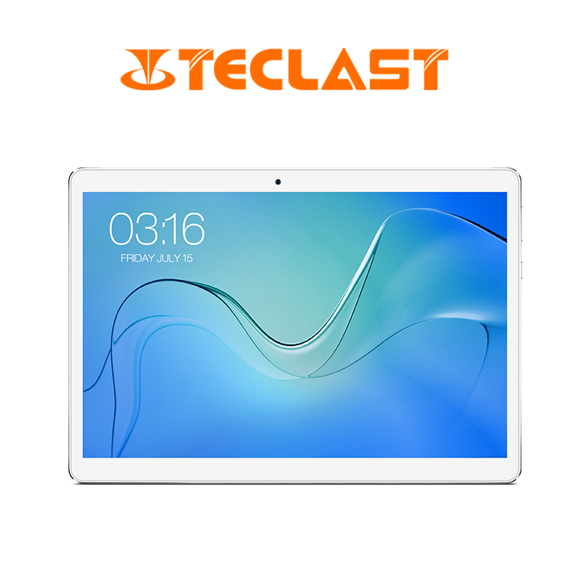 Teclast P10 4G 1280*800 Android 8.1 Phablet 10.1 Inch MTK 6737 Quad Core 2GB RAM 16GB ROM 10.1 Inch GPS 2G/3G Network Tablet PC