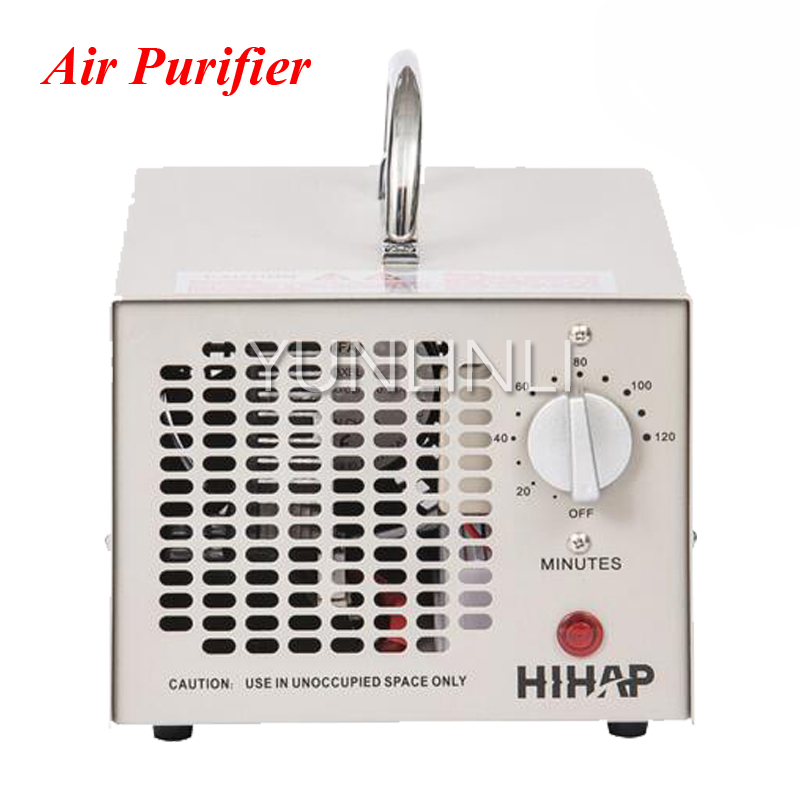Portable Ozone Generator Air Purifier Air Cleaner Oxygen Portable Ionizer HE-150