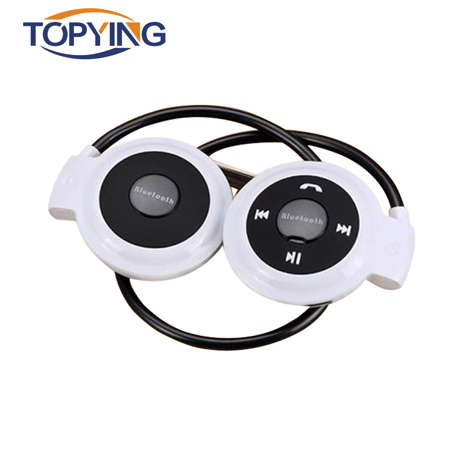 Wireless Bluetooth Headphone For Stereo Mic With Memory Card Bluetooth Wireless Sport Motorcycle Headphone For Android IOS