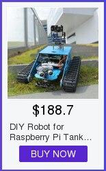 Equilíbrio robô carro compatível para arduino eletrônica