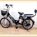 Бытовой электрический велосипед из алюминиевого сплава 250 Вт литиевая батарея 22 дюйма для взрослых батарея автомобиля