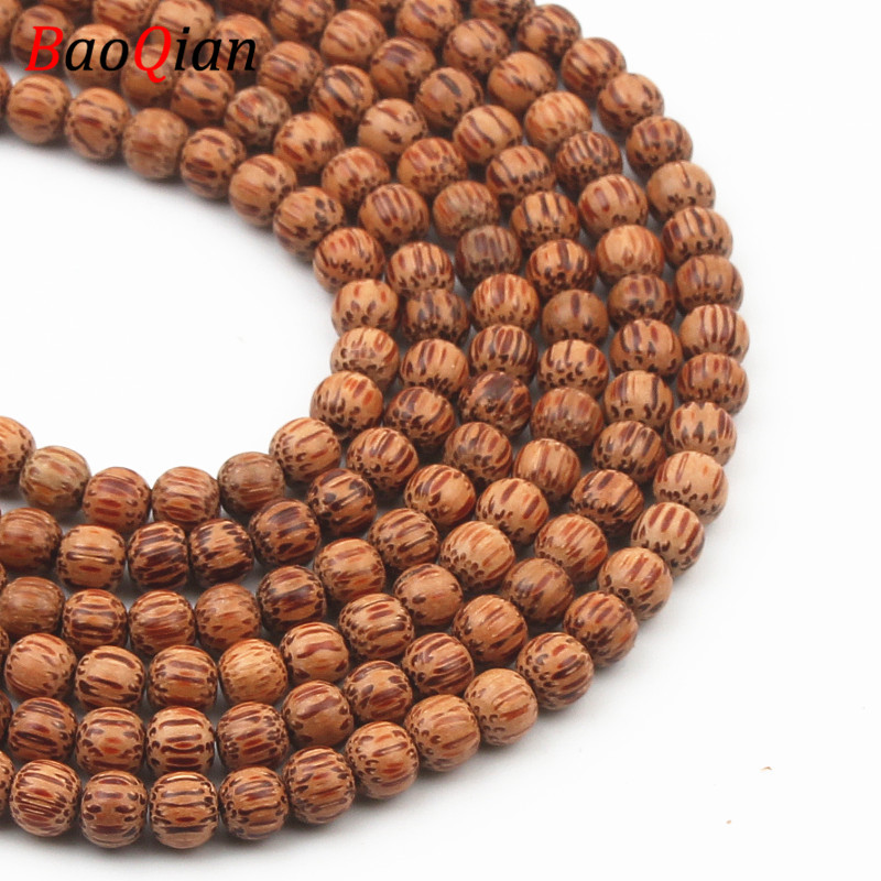 Us 3 17 9 Off Natural 9mm Coconut S Wooden Beads For Jewelry Making Er Loose Beaded Bracelet Diy In From Accessories