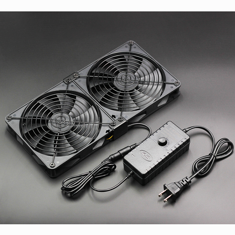 14cm DC 12V high speed low noise heat dissipation fan, bitcoin mining machine, Ethernet workshop S7S9, cabinet, server radiator