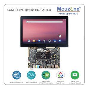 FriendlyELEC SOM-RK3399 Dev kIT HD702E TFT CAP TOUCH LCD