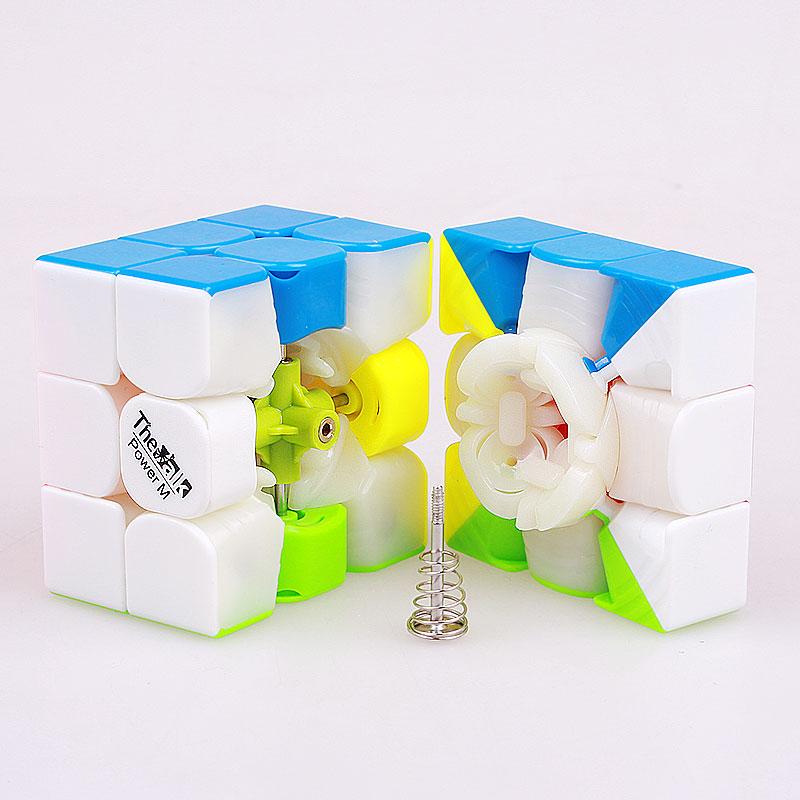 Qiyi The Valk3 Power M Magnetic Speed Magic Cube 3x3x3 Puzzle - Juegos y rompecabezas - foto 5