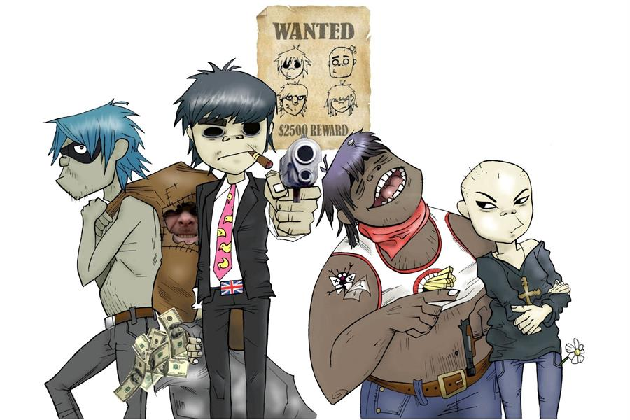Compare Prices On Gorillaz 2d Online Shopping Buy Low Price