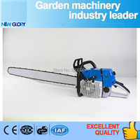 ms660 with 18 inch bar and chain professional 92cc gasoline chainsaw with good quality factory sold free shipping orange &gray