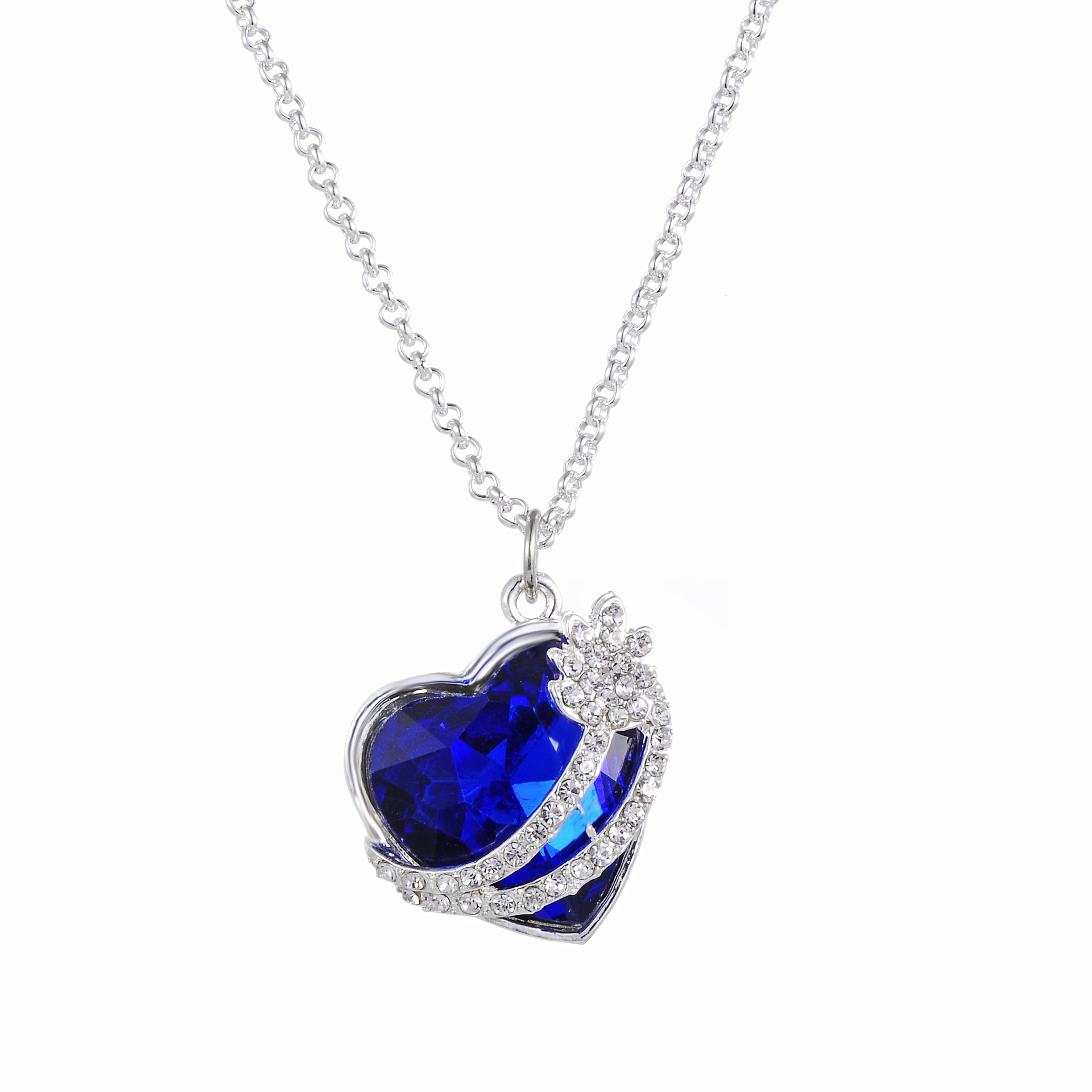 pare Prices on Blue Heart Necklace line Shopping Buy Low