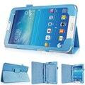 Flip case para samsung galaxy tab 3 8.0 t310 t311 t315 tablet tampa traseira para samsung galaxy tab 3 pu leather case