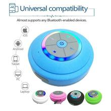 Get more info on the 1Pcs Wireless LED Waterproof Bluetooth Speaker Subwoofer FM Radio Column Bluetooth TF Card Sucker Mini Speaker Shower