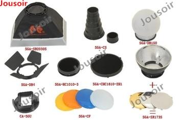 FALCON EYES Softbox Рассеиватель Adapter Kit Аксессуары для K9/K-9  Универсальное крепление CA-SGU Speedlite для SGA-K9 для C N CD50 -  a bryansk me
