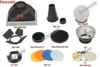 FALCON EYES Softbox Flash Diffuser Adapter Kit Accessory for K9/K 9 Universal Mount CA SGU Speedlite for SGA K9 for C N CD50