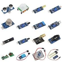 Buy 16 in 1 Raspberry Pi 3 Model B Sensor Kits 16 kinds of Sensor for Arduino Free Shipping