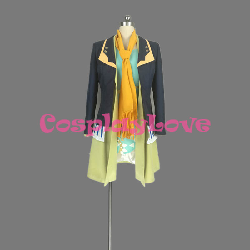 Palette Parade Renoir Cosplay Costume Uniform Custom Made For Halloween CosplayLove