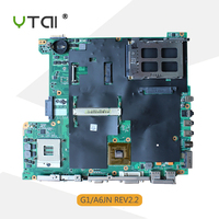 YTAI G1/A6JN REV:2.2 P/N:08G21GA0022I Mianboard for ASUS G1/A6JN Mainboard REV:2.2 Motherboard