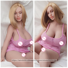 WMDOLL 108cm real full silicone sex dolls sexy fat adult love doll japanese robot anime realistic big breast mini vagina