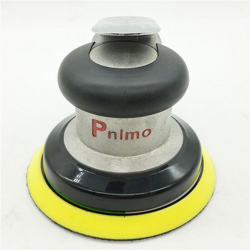 Pneumatic Tools Pneumatic Polishing Machine 5 Inch Round Pneumatic Sander Sandpaper Random Orbital Grinder цены