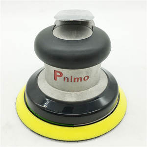 5 Inch Pneumatic Tools Pneumatic Polishing Machine Round Pneumatic Sander Sandpaper