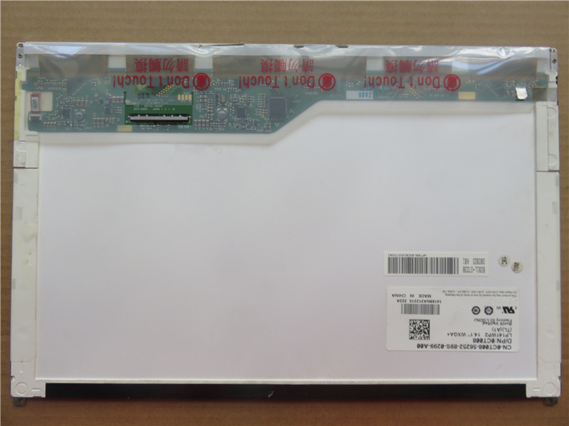 LTN141BT01 LP141WP2-TLA1 LP141WP2 (TL)(A1) FOR <font><b>DELL</b></font> E6400 <font><b>1435</b></font> notebook laptop lcd screen 50pins 1440*900 image