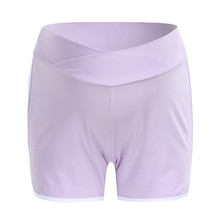 Шорты для беременных женские летние Стрейчевые шорты для беременных женщин спортивные шорты Pantalon Corto шорты с высокой талией