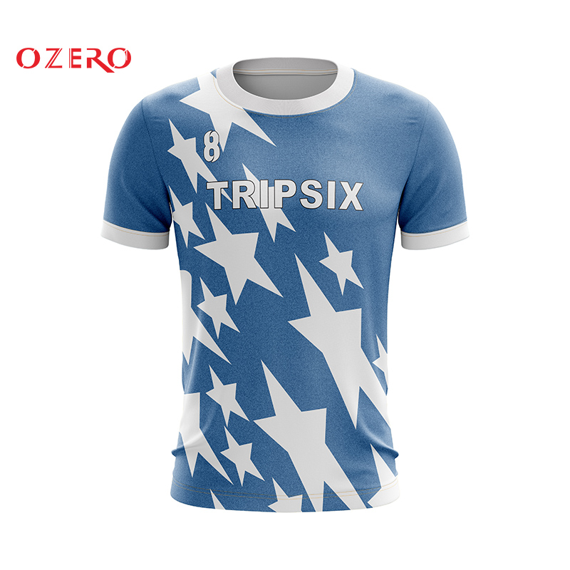 6ac99283 US $90.0 |sublimation blank Custom soccer jersey kit professional design  football team shirt quick dry breathable mens football jerseys-in Soccer ...