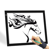 A3 Copy Board Tracing Board Tablet Professional LED Tracing Tablet Light Box Animation Panel