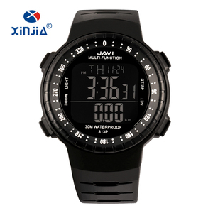New XINJIA Fitness Pedometer Calories Counter Led Digital Sports Watch For Men Women Outdoor Military Wristwatches Waterproof