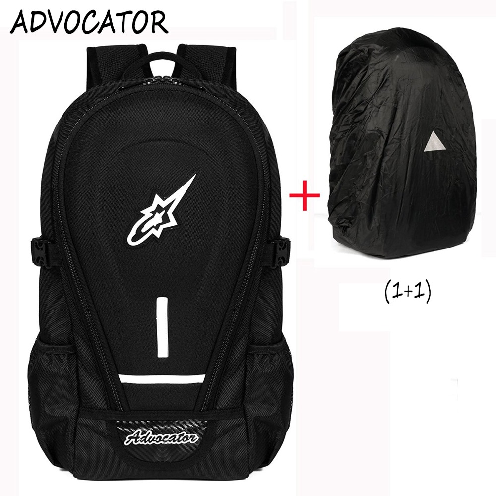 Advocator Large Capacity Oxford Motorcycle Men font b Backpack b font 14 Inch font b Laptop