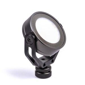 Image 4 - SUNWAYFOTO FL 54 pierścień aparatu światło oświetlenie fotograficzne Fotografia lampa do zdjęć led wideo lampa leddo smartfona do youtube studio Photo