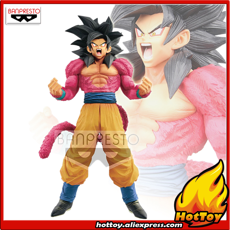 100% figurine originale Banpresto Super Master Stars-Super Saiyan 4 fils Goku de Dragon Ball GT100% figurine originale Banpresto Super Master Stars-Super Saiyan 4 fils Goku de Dragon Ball GT