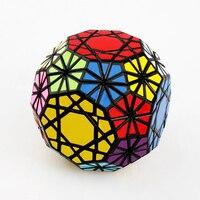Dayan Gem Strana Forma di Sollievo Stress Rompicapo di Velocità Cubo Magico Quadrato Magico Di Puzzle Giocattoli Educativi Del Gioco Per I Bambini