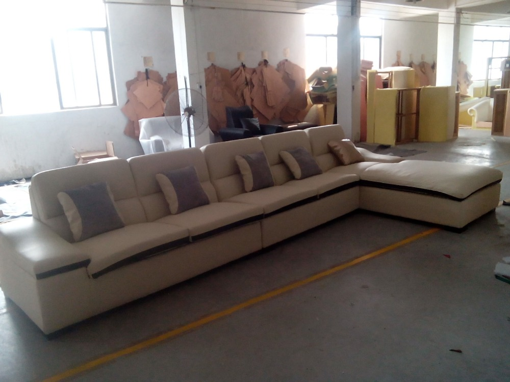 2015 Latest Sofa Design Modern Living Room Couch With ITALIAN Leather Designer Sectional In Sofas From Furniture On