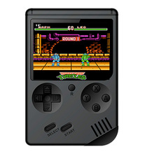 Coolbaby RS-6 A Retro Portable Handheld Game Console 8-Bit 3.0 Inch Color LCD game boy Player Built-in 168 games for Boys Gift