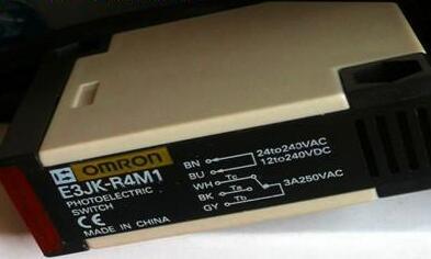 Free Shipping 2Pcs/lot New Switch E3JK-R4M1 mirror reflection type photoelectric sensor dhl ems 5 pcs e3jk ds30m2 e3jkds30m2 for om ron photoelectric switch new free shipping d1