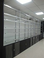 Customize OEM Monitor support video wall steel cabinet stand 2x3 3x4 4x4 for video TV wall