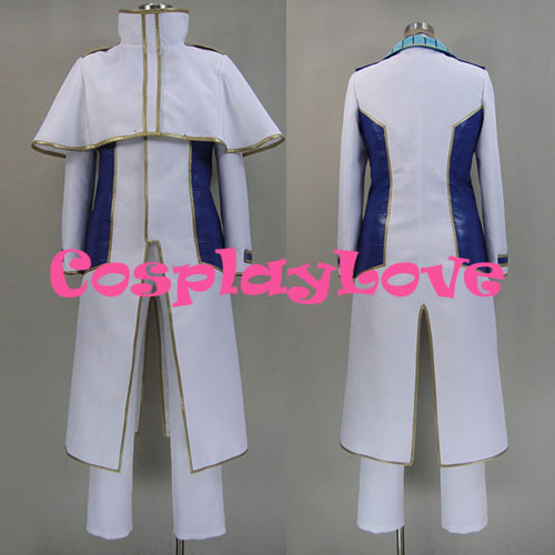Newest Custom Made Japanese Anime Terra Formars Adolf Reinhardt Uniform Cosplay Costume For Halloween Christams Birthday
