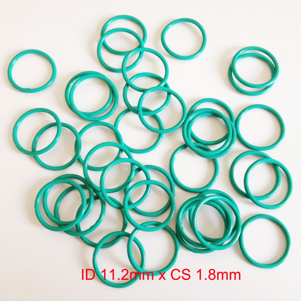 ID 11 2mm x CS 1 8mm viton FKM o ring o ring o ring rubber seal in Gaskets from Home Improvement