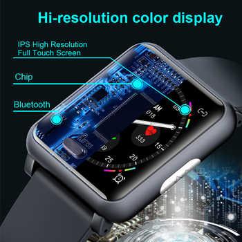 KINYO 2019 new blood pressure watch ecg ppg waterproof smart bracelet women men sleep tracker smart wristband pk z02 smart watch - Category 🛒 Consumer Electronics